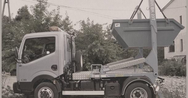 Wywóz gruzu w Poznaniu